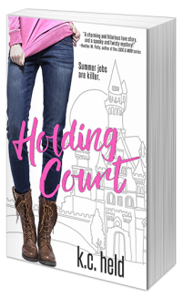 Holding Court Cover
