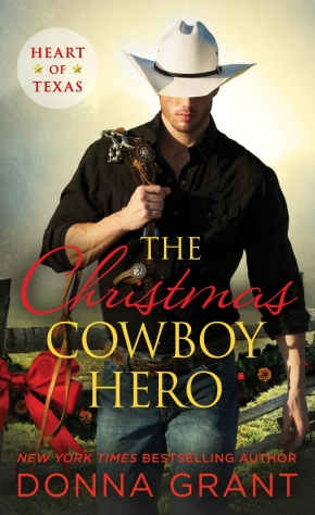 The Christmas Cowboy Hero_Cover