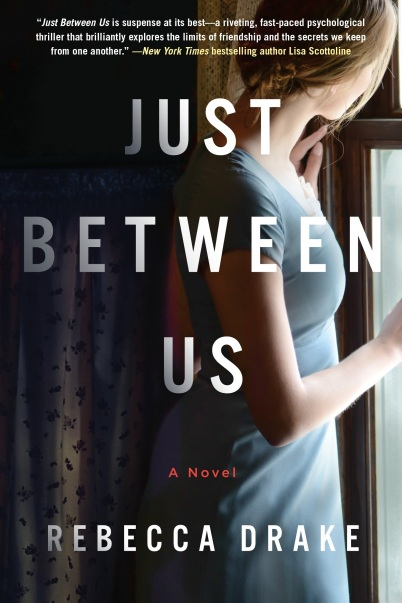 Final Cover. Just Between Us